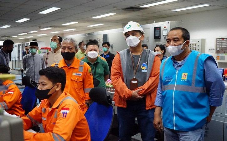Jelang Lebaran, PLN Siaga Amankan Pasokan Listrik Jateng DIY