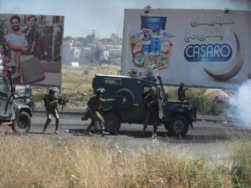 Israel Tewaskan 7 Warga Palestina di Tepi Barat