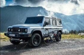Ineos Tunda Produksi Kembaran Land Rover Defender