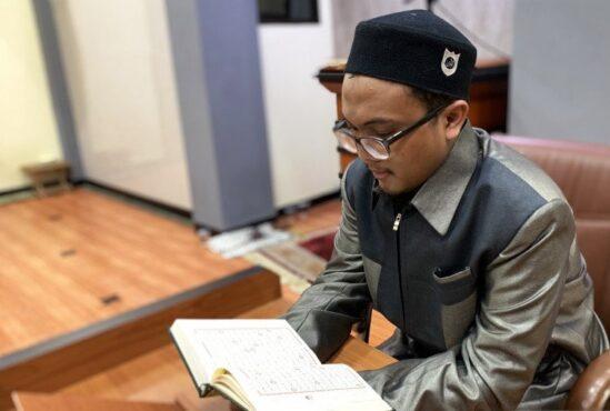 Salah seorang calon imam dari Indonesia mengikuti seleksi. (Antara)