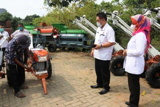 Bantuan Alsintan yang Ditunggu Petani Blora Akhirnya Tiba