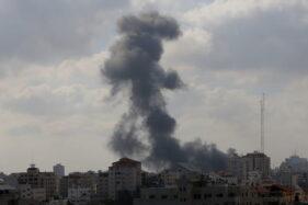 Serangan Udara Israel Berlanjut di Gaza