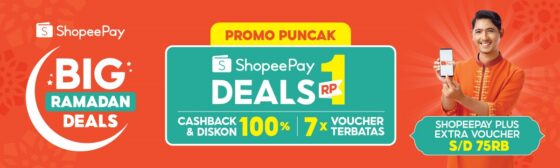 Shopeepay Big Ramadan Deals