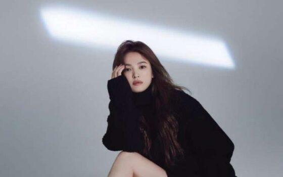 Wow! Song Hye Kyo Beli Gedung Senilai Rp250 Miliar