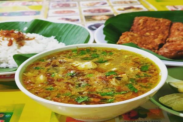 Soto Kemiri, Sajian Kuliner Legendaris dari Dukuh Kemiri Pati