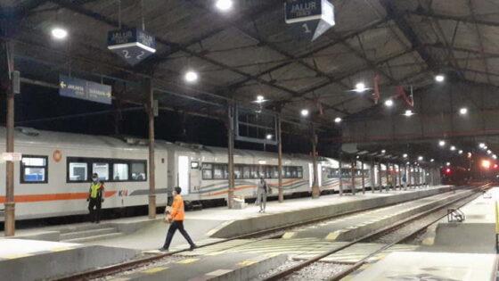 104 Penumpang di Madiun Raya Ditolak Naik Kereta Api Karena Hal Ini
