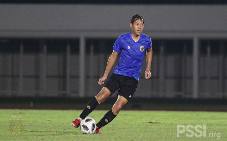 Timnas Target Sapu Bersih di Laga Kualifikasi Piala Dunia, Ini Respons Pemain Bhayangkara Solo FC