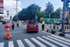 Hari Ini Ada Lonjakan Pergerakan Masyarakat Kembali ke Jakarta