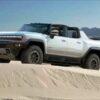 General Motors Uji Pikap Hummer EV di Jalur Legendaris Moab
