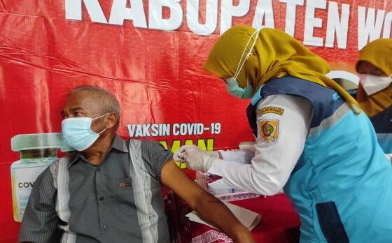 Ada Pendampingan untuk Vaksinasi Lansia di Wonogiri, Begini Penjelasan Bupati