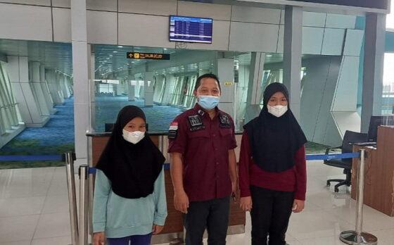 Tinggal di Wonogiri, 2 WNA di Bawah Umur Asal Malaysia Dideportasi