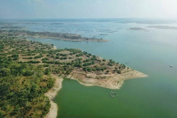 37 Desa Ditenggelamkan Demi Waduk Kedung Ombo