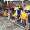 Pedagang di Objek Wisata Klaten Jual Motor untuk Hidup