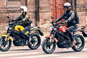 Yamaha Siapkan XSR 125 Lengkapi Seri Sport Heritage