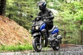 Yamaha Zuma 125, Skutik Trail dengan Kelas di Atas X-Ride
