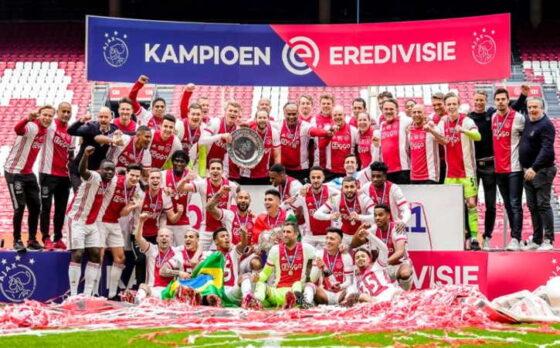 Ajax Amsterdam (okezone.com)