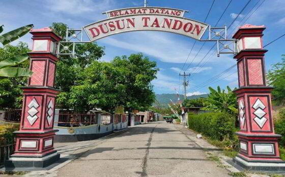 Asale Dusun Tandon di Selogiri Wonogiri