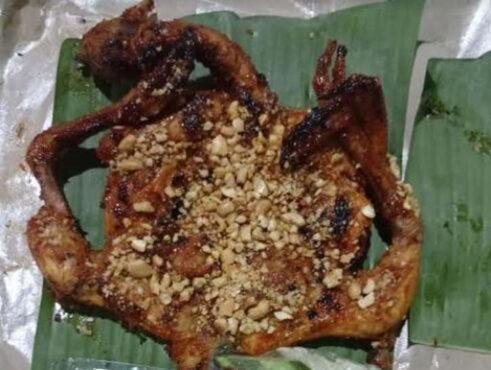 Ada Kuliner Ayam Panggang Topping Mete di Wonogiri, Harganya Sangat Bersahabat dan Layani Pesan Antar