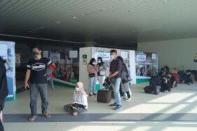 H-1 Larangan Mudik, Kedatangan Penumpang di Bandara YIA Melonjak