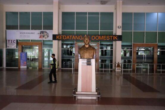 Begini Kondisi Bandara Adi Soemarmo dan Stasiun di Solo Saat Tak Ada Penumpang
