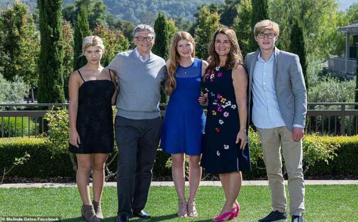 Di Ambang Perceraian, Ini Deretan Aset Bill Gates dan Melinda yang Mencapai Rp1.885 Triliun