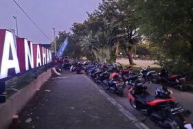 Kumpul di SPBU Manahan Solo, 48 Remaja Bermotor Brong Diciduk Polisi