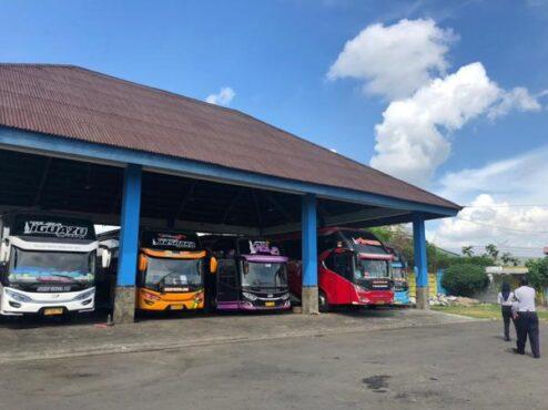 Derita Sopir Bus Di Klaten, 2 Kali Lebaran Pulang Tak Bawa Uang