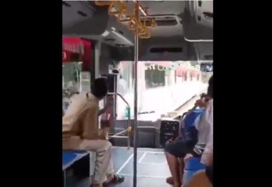Serempetan Dengan Batara Kresna, Sopir Bus BST Solo Terancam Denda, Skorsing, Hingga Ganti Rugi