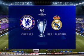Chelsea vs Real Madrid: Los Blancos Melawan Kutukan