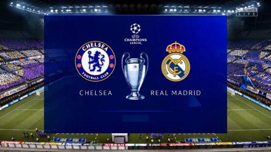 Chelsea akan menghadapi Real Madrid pada leg 2 semifinal Liga Champions di Stamford Bridge, London, Kamis (6/5/2021). (YouTube)