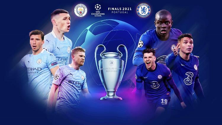 Ingin Saksikan Final Liga Champions, Ini Link Streaming Man City Vs Chelsea