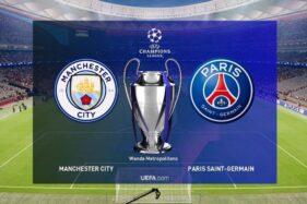 Man City vs PSG: Hidup Mati di Etihad