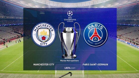 Manchester City akan menjamu PSG pada leg 2 semifinal Liga Champions di Etihad Stadium, Rabu (5/5/2021) dini hari WIB. (Uefa.com)