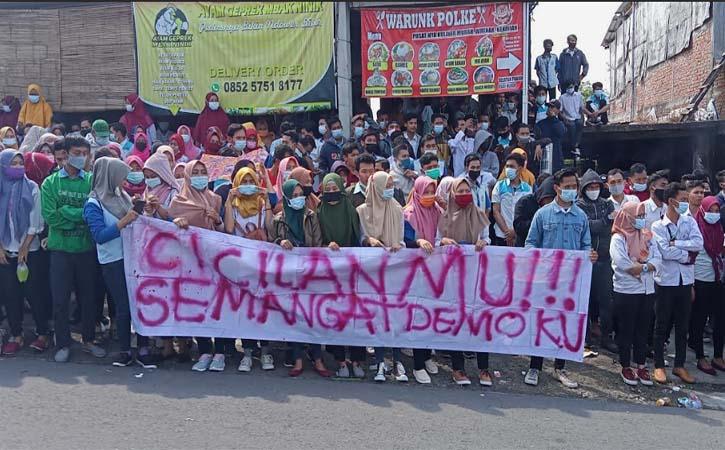 10 Berita Terpopuler : Pekerja di Boyolali Protes Gaji & THR Dicicil - Mudik Lokal Dilarang
