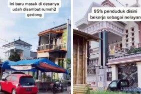 Desa Nelayan Mewah Ini Bikin Kaget Netizen, Penghasilan Warganya Capai Rp100 Juta?