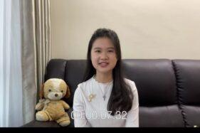 Arti Boneka Teddy Bear yang Temani Felicia Tissue Saat Curhat Tentang Kaesang