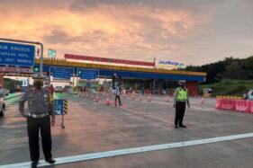 Exit Tol Ditutup, Kendaraan Masuk Jateng Turun 48%