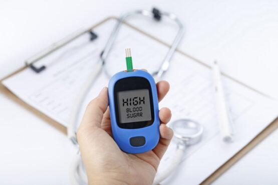 Ilustrasi diabetes (Freepik)