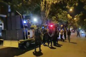 Malam Takbiran, Polisi Bubarkan Konvoi di Solo