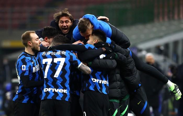 Raih Scudetto, Pembuktian Inter Milan Bukan Tim Buangan