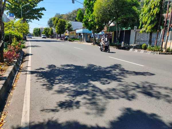 Jalanan Wonogiri Lengang Jelang Lebaran, Polisi: Warga Patuh Larangan Mudik & Di Rumah Saja