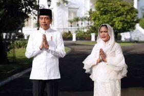 Lebaran di Bogor, Presiden Jokowi Berharap Pandemi Segera Berakhir