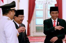 Prabowo Buka Rahasia Mau Dipinang Jokowi Jadi Menhan