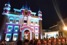 Ini Dia Kampus Al Azhar, Sekolah Rasa Disneyland Resmi Dibuka Di Sragen