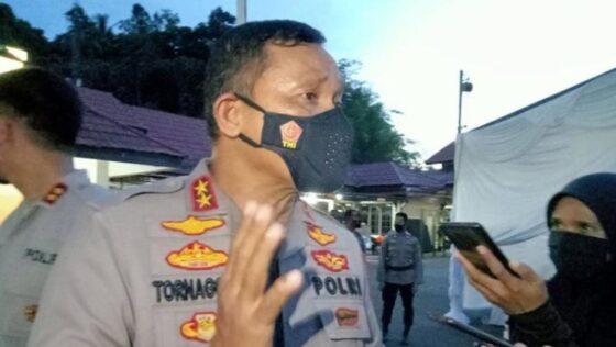 Kapolda Papua Barat, Irjen Pol. Tornagogo Sihombing. (Antara Papua Barat/Ernes Broning Kakisina)