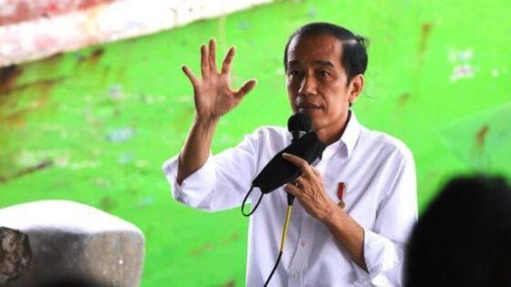 Foto: Presiden Jokowi (Pool/Lukas/Biro Pers Setpres)