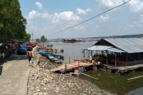 Korban Perahu Terbalik di Waduk Kedungombo Dicari hingga Kedalaman 20 Meter
