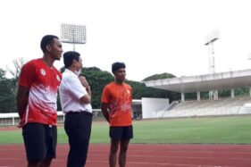 Satu-Satunya Wakil Indonesia dari Atletik, Zohri Ditarget Tembus Semifinal Olimpiade Tokyo