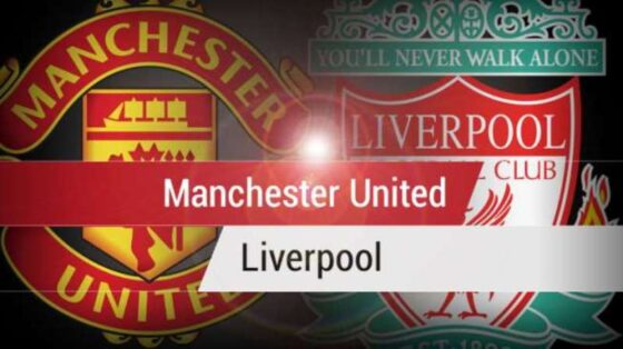 Manchester United Vs Liverpool (Suara.com)