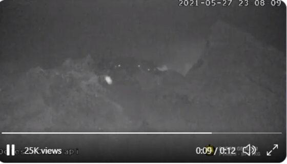 Kilatan Cahaya Diduga Meteor Jatuh Tak Berdampak Pada Aktivitas Gunung Merapi